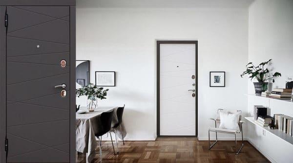 Входная дверь 9,5 Верона МДФ